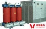Transformateur d'alimentation 10kv sec électrique