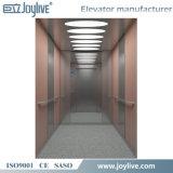 Elevación del elevador del pasajero de Roomless de la máquina de China con bajo costo
