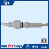 ISO9001 aprobó el conector impermeable de 2 a 6 Pin