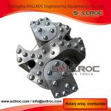 Sistema Drilling de la cubierta concéntrica excéntrica de la sobrecarga del ala rotatoria