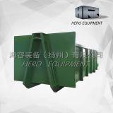 4FT de groene Aangepaste Standaard Grote Bak van de Lift van de Haak van het Staal