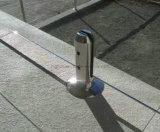 Broche en verre de grand dos d'acier inoxydable pour la clôture en verre de syndicat de prix ferme de Frameless