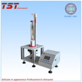 Nieuw Ontwerp van Test van de Veerkracht van de Reactie van de Bal van de Daling van het Schuim van ASTM en van ISO de Materiële