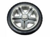 ゴム製タイヤが付いている高精度のカスタマイズされたプラスチック車輪