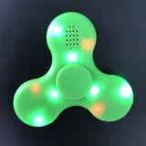 Girador superior da mão do altofalante de Bluetooth da venda com diodo emissor de luz colorido