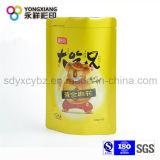 Größe und Art kundenspezifischer Imbiss-Nahrungsmittelkunststoffgehäuse-Beutel