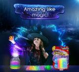 Magisches pädagogisches Geschenk-Spiel-spielt springende Sand-Schlag-Kugel DIY 8