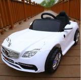 Carro elétrico da movimentação do dobro do brinquedo para que os miúdos conduzam