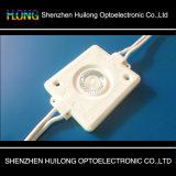 Éclairage bilatéral pour le module des cadres d'éclairage d'annonce DEL