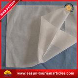 使い捨て可能な枕カバーの飛行機のPillowslipの安い枕カバー