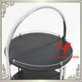Мебель нержавеющей стали вагонетки тележки ликвора вагонетки (RS150501)