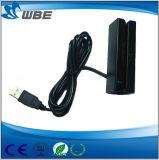 Interface USB Única EMV Leitor de cartão magnético magnético IC