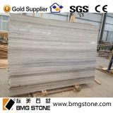 床または壁のタイルのための自然な白くか灰色かコーヒーか水晶または黄色いですまたは古代木製の大理石