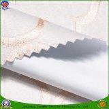 Сплетенная ткань занавеса светомаскировки покрытия Fr ткани занавеса Jacqurd ткани полиэфира ткани водоустойчивая для окна