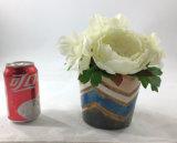 De speciale Ceramische Ingemaakte Kunstbloemen van het Ontwerp