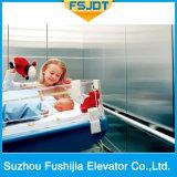 ベッドの伸張器の乗客の病院のエレベーターか上昇大きいスペースが付いているおよびハンディキャップを付けられる