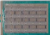 Kundenspezifischer wasserdichter flexibler Membranschalter mit FPC Kreisläuf-/Metallabdeckung
