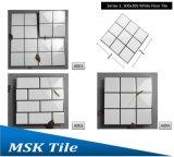 300X300 Soduku-Schauen weiße Wand-Fliese