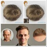 競争価格の2017年の超薄い多皮の人間の毛髪のToupee
