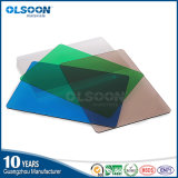 Nueva hoja de material virgen de acrílico del color Guangzhou Fabricación Olsoon alta calidad 100%
