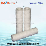 """Het katoenen Koord verwondt de Patroon van de Filter van het Water met 10 """" 20 """" 30 """""""