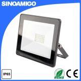 80lm/W 5years dünnes LED SMD Flutlicht der Garantie-Leistungs-