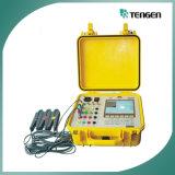 Dispositivo no local da calibração do medidor portátil da energia da fase monofásica