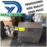Pompe centrifuge de turbine ouverte sanitaire d'acier inoxydable