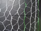 Plástico padrão americano do envoltório da rede da bala da ensilagem