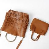 공상 형식 여자 Hangbag 새로운 디자인 어깨에 매는 가방 가죽 가방 고정되는 핸드백