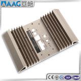 Soem-Aluminium-/Aluminiumstrangpresßling zerteilt Profil mit RoHS/Ce/ISO/As2047/Aama
