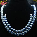 Tmns080 venden al por mayor la bio joyería clásica del collar de la energía