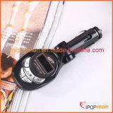 Car MP3 Player Charger Kit 3.5mm Transmissor Rádio Adaptador