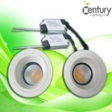 10W ÉPI Dimmable DEL Downlight de allumage commercial