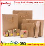 Grand sac en papier pour l'emballage de fleurs