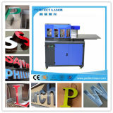 Zeichen-verbiegende Selbstmaschine für Edelstahl/Aluminium