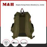Course vert-foncé de grande capacité augmentant le sac à dos