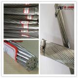 1/0 blank Aluminiumverstärkter ACSR Leiter des leiter-Stahl