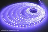 5050 waterdichte Flexibele RGB LEIDENE Strook
