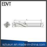 Edvt 58HRC 2fluteのタングステンの鋼球の製造所の切削工具