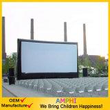 Tipo gonfiabile commerciale schermo dell'aria di pubblicità esterna dello schermo di film