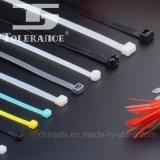Ataduras de cables plásticas del nilón PA66