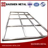 Рамка частей машинного оборудования изготовления продукции металла металлического листа