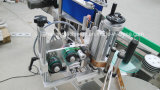 Máquina de etiquetas redonda automática de alta velocidade para o estanho do tambor do frasco do frasco