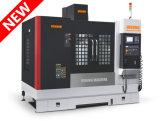 Филировальная машина CNC высокой ригидности вертикальная для обрабатывать прессформы (EV1060M)