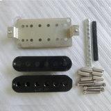 Алнико крышки серебра никеля DIY 5 наборов приемистости гитары Lp