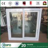 UPVC Fenster-stoßfestes schiebendes Fenster von China