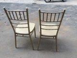 فولاذ يكدّس مطعم عرس كرسي تثبيت