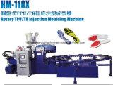 Injectin Maschine für die Herstellung von TPR. TPU. Tr. Kurbelgehäuse-Belüftung bereift Sohle