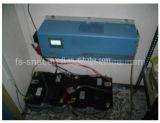 110V/220VAC saída profissional 1000W 3000W 5000W fora do inversor solar da grade com o carregador para o sistema solar Home